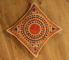 Check out this item in my Etsy shop https://www.etsy.com/uk/listing/453788722/nand-nandini-16-brown-embroidery-mirror