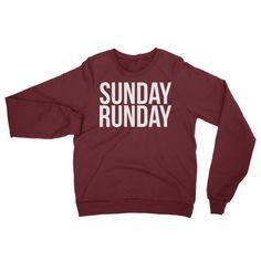 Sunday Runday - Sweatshirt