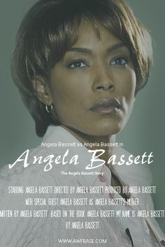 Angela Bassett To Play Herself and Her Mother in New Movie About Her Life | Freshbrew News