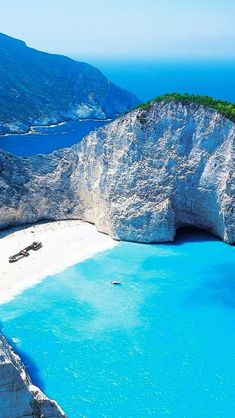 Shipwreck beach, Zakynthos, Greece  One day if it is the last thing I do in my life. I will go to Greece