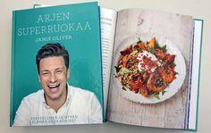 Keittokirjat testissä: Jamie Oliverin Arjen superruokaa