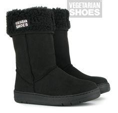 Highly Snug Boot (Black)