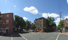 Old Town Alexandria here in VA.