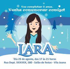 Para as festas mais congelantes do momento, o personagem é o destaque da decoração Frozen. #mybabyface #anasigaud #decoracaofesta #crianca #festapersonalizada #frozen #festa www.mybabyface.com.br