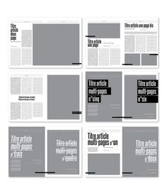 MagSpreads - Editorial Design and Magazine Layout Inspiration: Schuss Magazine Design Inspiration, Magazine Layout Design, Website Design Inspiration, Layout Inspiration, Graphic Design Inspiration, Magazine Layouts, Design Ideas, Editorial Design Layouts, Graphic Design Layouts