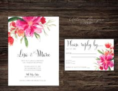 Printable Wedding Invitations, Papers Co, Paper Texture, Wedding Suits, Letterpress, Floral Wedding, My Etsy Shop