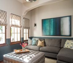 Interesting Layout, colors      Editors' Picks: Small Living Room Finds   Wayfair