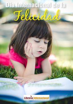 La felicidad es... ¡leer!  Librería Internacional