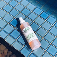 Nothing like a botanical-infused mist on a hot day.   (📷: @linnebeauty) Massage Facial, Face Mist, Tea Roses, Rose Water, Beauty Skin, Aloe, Mists, Herbs, Skin Care