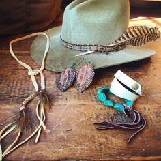 Haute on the Ranch: Mix to Match -- Jewelry Tones, Textures & Layers – Savannah Sevens Western Chic