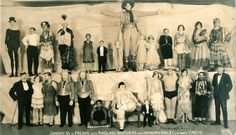 """""""Freaks"""" isn't PC anymore  This is The Congress of Freaks, from Ringling Brothers and Barnum and Baily's Circus in 1922."""