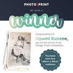 We Have A Winner, Photo Competition, Vintage Photos, Congratulations, Cover, Books, Instagram, Libros, Book