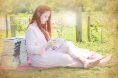 Blog Mais que Livros: Clicando por aí - Ensaio com livros