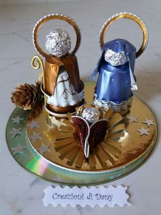 1 million+ Stunning Free Images to Use Anywhere Nativity Crafts, Christmas Nativity, Christmas Crafts, Cup Crafts, Diy And Crafts, Deco Table Noel, Pumpkin Spice Coffee, Coffee Pods, Coffee Beans