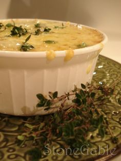 StoneGable: Slow Cooker French Onion Soup