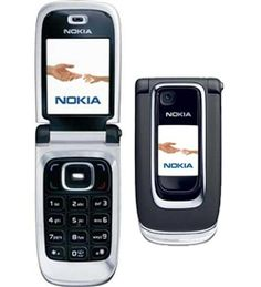 Nokia 6126. I got this in Singapore. It had a spring-loaded push-button flip which amazingly never broke. My last phone before the iPhone