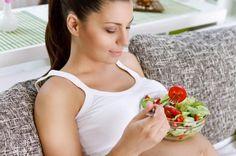 O que pode e o que não pode comer na gravidez