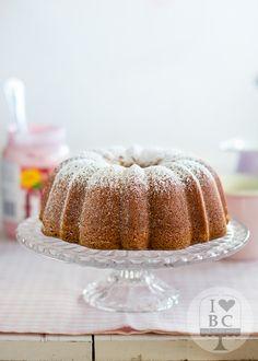 Strawberry Twinkie Bundt Cake
