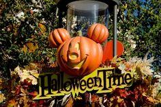 Walt Disney World Halloween Events