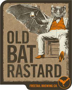 Freetail Old Bat Rastard