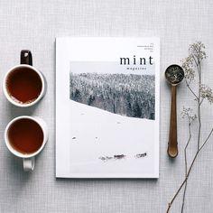 • Mint tea & Mint  • Audrey Leroy's Instagram: https://instagram.com/p/y69abijb9L/?modal=true #instagram #mintmagazine