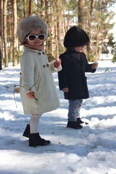 Vivi & Oli-Baby Fashion Life: Goodbye Winter