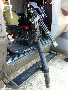 Helicopter NH-90 & Minigun M134 Augusta Westland, Navy Military, Military Helicopter, Big Guns, Military Weapons, Air Force, Aviation, Aircraft, Techno