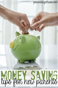 Four Money Saving Tips for New Parents