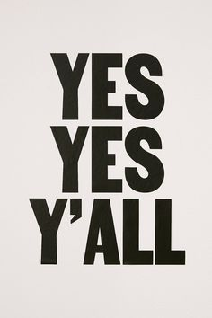 Shop Yes Yes Y'all Wall Decal at Urban Outfitters today. We carry all the latest styles, colors and brands for you to choose from right here.
