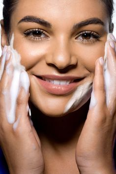 Beauty balm, normal skin, skin tips, skin care tips, skin care Beauty Balm, Beauty Skin, Pimples Overnight, How To Get Rid Of Pimples, Clear Skin Tips, Normal Skin, Kawaii, Acne Prone Skin, Natural Skin Care