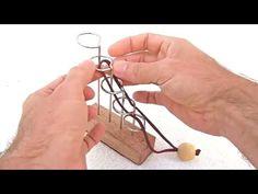 Juegos de alambre, muelles. - YouTube