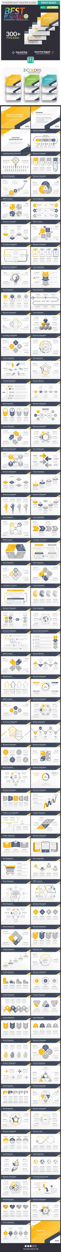 Best Business 003 -  PowerPoint Template