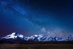 Tibet - Milky Way by Maxl Fellner on 500px