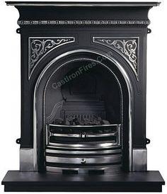 Cast Iron Fireplaces Celtic