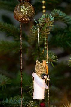Lot de 6 flocons de neige Fil Métallique Festif Noël Hanging Décoration 2 couleurs