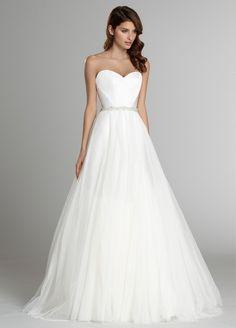 Bridal Gowns, Wedding Dresses by Alvina Valenta - Style AV9554