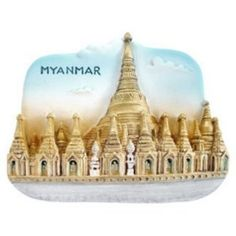 Shwedagon Pagoda Myanmar 3D High Quality Resin 3D fridge Refrigerator Thai Magnet Hand Made Craft        . Free Shipping Check Price >> http://www.amazon.com/Shwedagon-Refrigerator-Thai-Magnet-Craft/dp/B00A8MNT5I