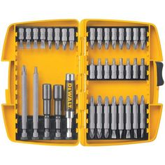 Hardened Steel Screwdriver Bits by Custom Made. #myCustomMade