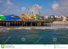 Image result for santa monica u.s.a. Santa Monica, Monster Trucks, Image