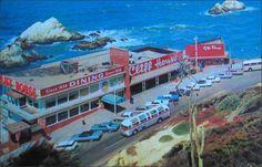 Cliff House Diner; San Francisco, California 1960s