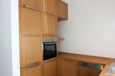 Die neue Küche.