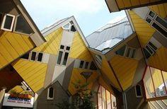 Listamos os 20 prédios mais inacreditáveis do mundo - Curiosidades