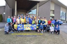 Our thoughts are with Boston here in Pembroke, Ontario, Canada 3 We Ran for Boston 4/17 =)
