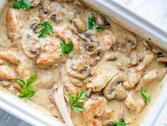 Egyszerű Gyors Receptek » Blog Mustáros gombás csirkemell, fenségesen finom étel! | Egyszerű Gyors Receptek