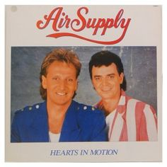 #AirSupply – #Hearts in #Motion - #vinil #vinilrecords #trilhasonora #music #movie