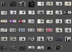 How to Compare Canon Digital Cameras #stepbystep
