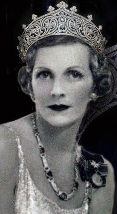 Edwina Cynthia Annette Mountbatten, Countess Mountbatten of Burma (28 November 1901 – 21 February 1960) was an English heiress, wife of Louis Mountbatten, 1st Earl Mountbatten of Burma, and last Viceroy of India.