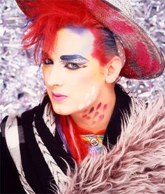 Boy George, original Blitz club kid