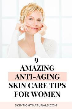 9 Anti Aging Skin Care Tips! 'Antiaging skin care' is a very popular concept in today's world. Today everyone wants to hide their age using anti-aging Anti Aging Tips, Anti Aging Skin Care, Natural Skin Care, Natural Beauty, Diy Skin Care, Skin Care Tips, Skin Tips, Skin Secrets, Loose Skin