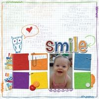 A Project by Lisa Reid from our Scrapbooking Gallery originally submitted 04/03/11 at 11:20 PM